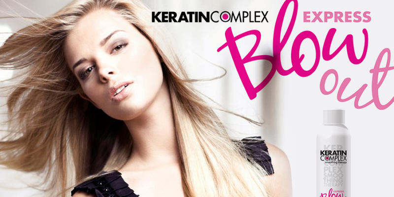 keratin complex express blowout